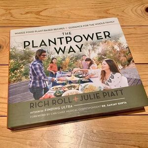 Other - The Plant Power Way Cookbook - Rich Roll (Vegan)